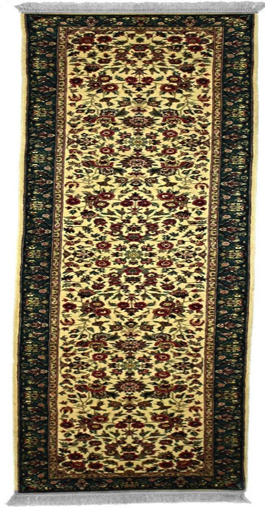 160 SILK, KASHAN, Ivory (Runner) , Area Rugs, Discount Rugs, Cheap Rugs