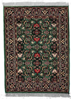 INDO, HERATI, Dark Green / Navy (Rectangle) , Area Rugs, Discount Rugs, Cheap Rugs