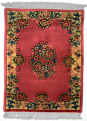 90 L, DECOSON, Pink / Ivory (Rectangle) , Area Rugs, Discount Rugs, Cheap Rugs