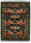 INDO - I001, MORI D, Green / Green (Rectangle) , Area Rugs, Discount Rugs, Cheap Rugs