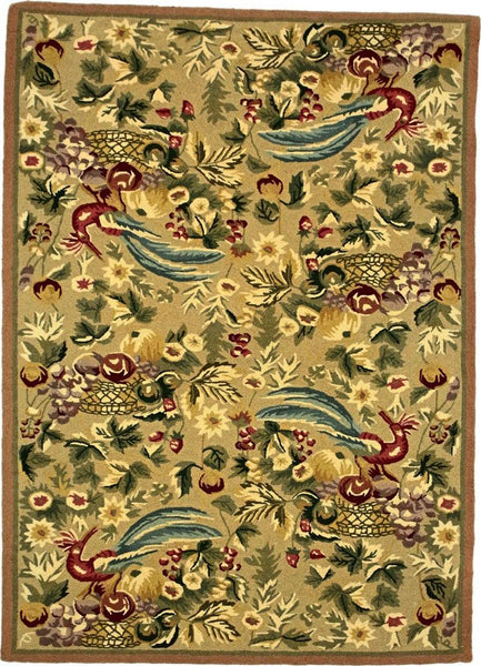 Bijoux, MH12, Beige (Rectangle) , Area Rugs, Discount Rugs, Cheap Rugs