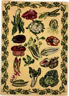 Country Heritage, H498, Ivory (Rectangle) , Area Rugs, Discount Rugs, Cheap Rugs