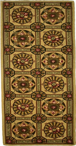 Bijoux, MH86, Gold (Runner) , Area Rugs, Discount Rugs, Cheap Rugs
