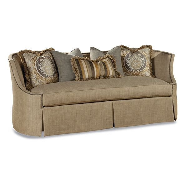 Huntington House Single-cushion Sofa 3385-20