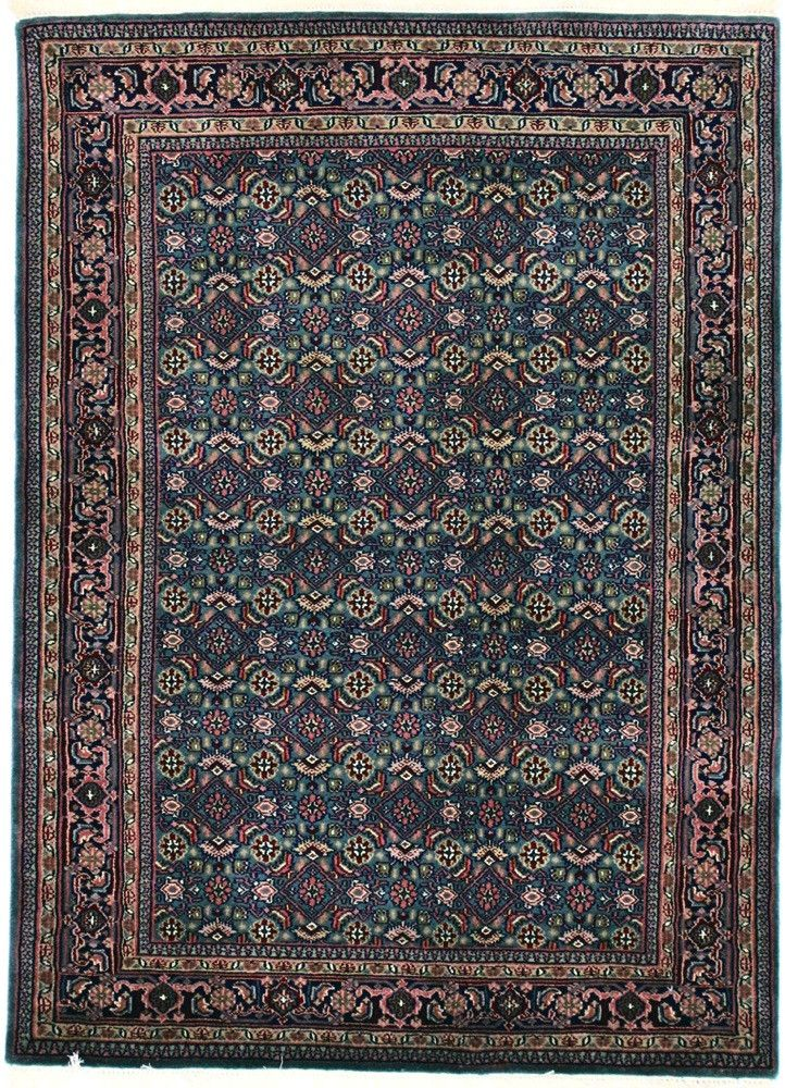 INDO - K001, HERATI, Blue (Rectangle) , Area Rugs, Discount Rugs, Cheap Rugs