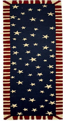 Country Heritage, H645, Navy (Runner) , Area Rugs, Discount Rugs, Cheap Rugs