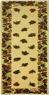 Country Heritage, H616, Beige (Runner) , Area Rugs, Discount Rugs, Cheap Rugs