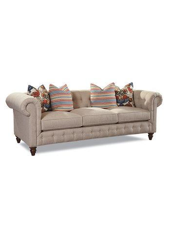Vanessa Low-back Sofa