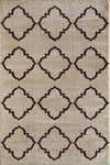 Hudson Cream Lattice 8495B