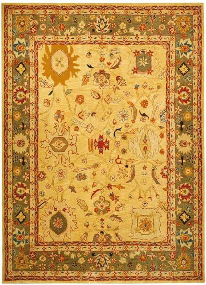 Anatolia AN511A , Area Rugs, Round Rugs