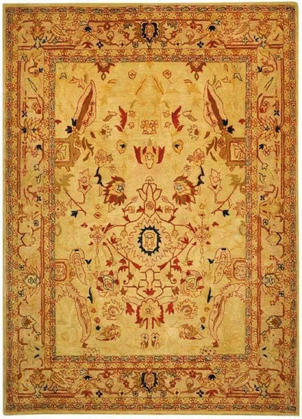 Anatolia AN514A , Area Rugs, Round Rugs
