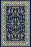 Ancient Garden 57120-3464 Blue/Ivory