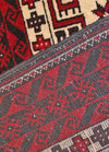 Balouch Turkman Tribal Rug  TAN80022071 Iran