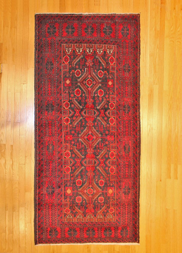 Balouch Turkman Tribal  TAN80026483 Iran, rugs, one of a kind