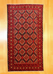 Balouch Turkman Tribal  TAN80026488 Iran, rugs, one of a kind