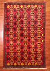 Balouch Turkman Tribal  WV80022069 Iran, rugs, one of a kind