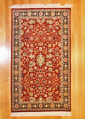 Kashan Design TAN80005662 Pakistan, rugs, one of a kind