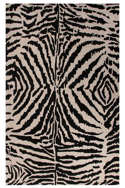 En Casa by Luli Sanchez Tufted Zebra Ikat LST22