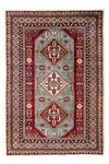 "Shirvan, Red Wool Area Rug - 5' 2"" x 6' 7"""