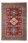 "Shirvan, Red Wool Area Rug - 5' 1"" x 6' 4"""