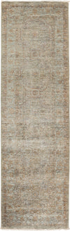 "Ziegler, Gray Wool Runner Rug - 2' 5"" x 7' 10"""