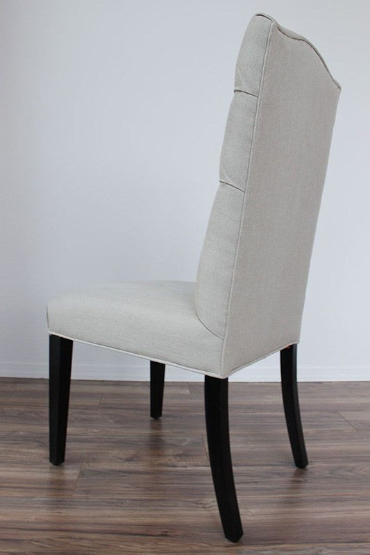 Marcella Linen Chair