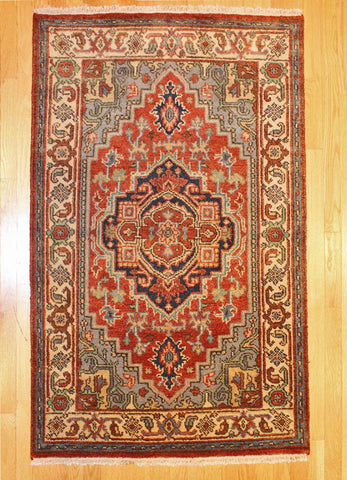 Serapi TAN80023689 India, rugs, one of a kind