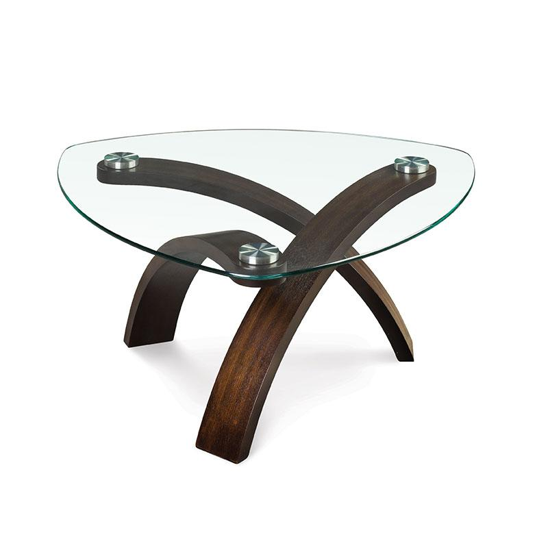 Allure T1396 - Pie Shaped Cocktail Table