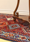 Yalameh Tribal Rug TAN80015351 Iran
