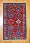 Yalameh Tribal TAN80015351 Iran, rugs, one of a kind