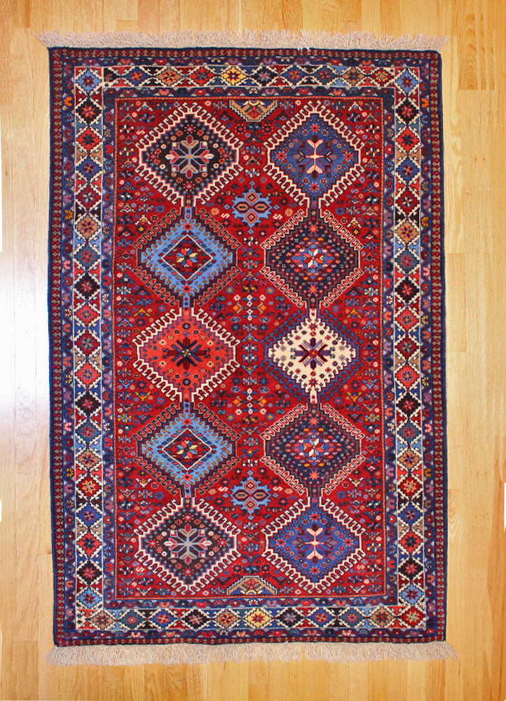 Yalameh Tribal Rug TAN80015351 Iran NW Rugs Furniture