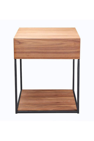 Blake Side Table Walnut