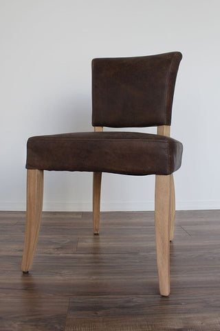 Blyth Dining Chair Light Brown