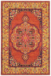 Bohemian 3339Y Orange/Yellow