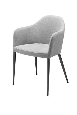 Durante Dining Chair Dark Grey