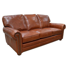 Kingsbury Leather Sofa