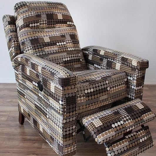 Glitz 1647 Power Recliner