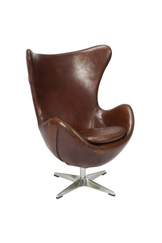 St. Anne Club Chair Brown