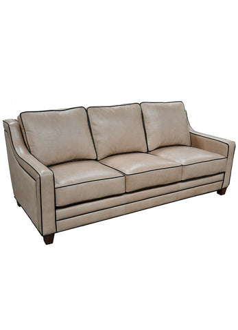 Times Square Leather Sofa