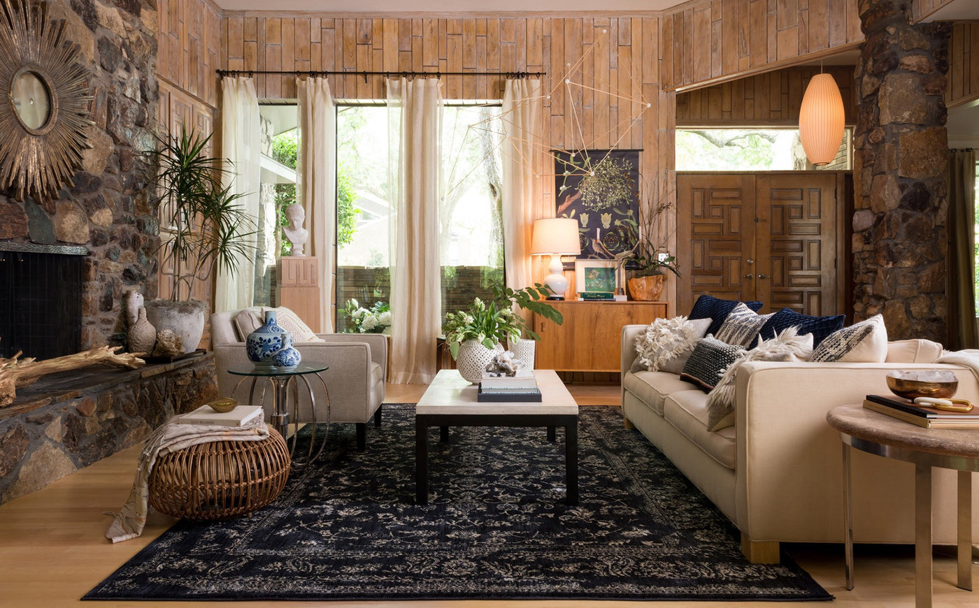 Carpet Size Guide Living Rooms Area Rugs