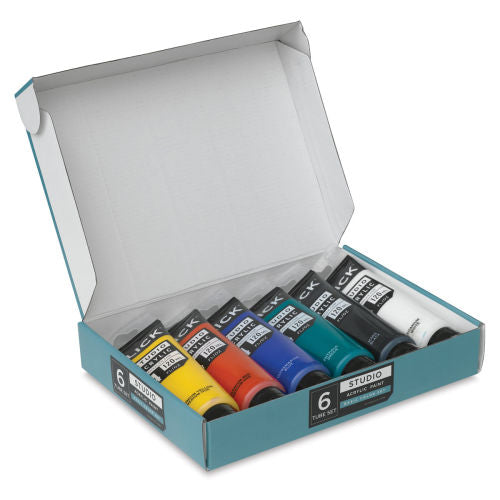 Studio Acrylics - Set of 6