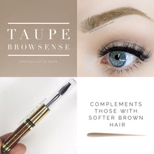 Load image into Gallery viewer, Browsense: Taupe Browliner