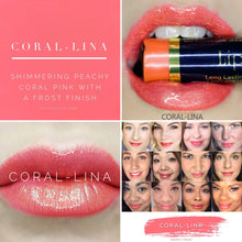 Load image into Gallery viewer, Lipsense: Coral-Lina Liquid Lip Color