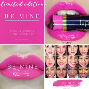 Lipsense: Be Mine Liquid Lip Color Bundle