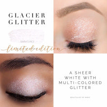 Load image into Gallery viewer, Shadowsense: Glacier Glitter Liquid Eyeshadow