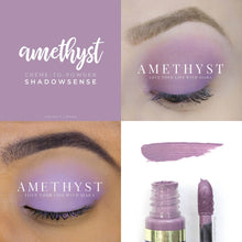 Load image into Gallery viewer, Shadowsense: Amethyst Liquid Eyeshadow