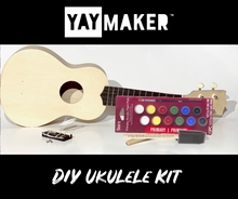 Load image into Gallery viewer, DIY - Make a Ukulele