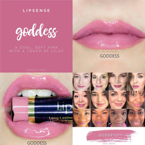 Lipsense: Goddess Liquid Lip Color