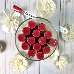 Lipsense: Pomegranate Liquid Lip Color Bundle