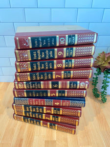 Beauty and the Beast Party Decoration: Set of Encyclopedias